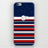 Stars And Stripes iPhone & iPod Skin