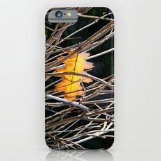 Golden Leaf iPhone 6s Slim Case