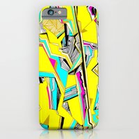 iPhone & iPod Case featuring Streak by feliciadouglass