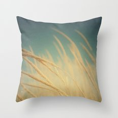 Somewhere Only We Know Throw Pillow
