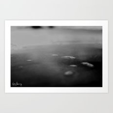 Northern Irish Waters Art Print