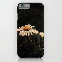 Camomile In Pattern iPhone 6 Slim Case