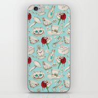Wear To Wonderland – S… iPhone & iPod Skin