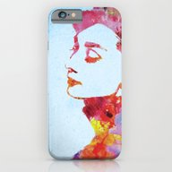 iPhone & iPod Case featuring Audrey .2 by Fimbis