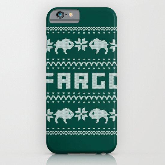Fargo Sweater iPhone & iPod Case