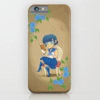 Retro Sailor Mercury iPhone 6 Slim Case