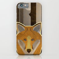 iPhone & iPod Case featuring Night Fox by Chris Redford