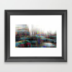 And the longer you linger, the linger you long. 01 Framed Art Print