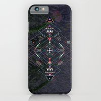 iPhone & iPod Case featuring Maze by QUEQZZ
