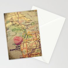 Forever San Francisco Stationery Cards