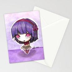 Grape berry Stationery Cards