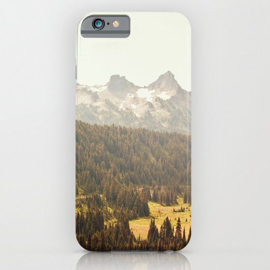 Road through the Mountains iPhone & iPod Case