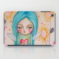 Garden Fairy iPad Case