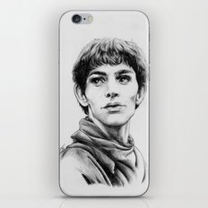 Merlin iPhone & iPod Skin
