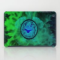 Dragons Might iPad Case