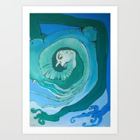 Frane Art Print