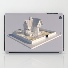 House of horrors iPad Case