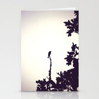 Music of the Night Stationery Cards