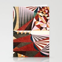 It's Not What You Think Stationery Cards