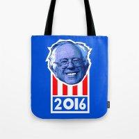 Red, White & Bernie!    … Tote Bag