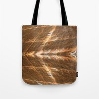 Electricity Takes Flight Tote Bag