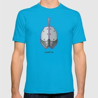Loot#1 - Helm Of Saint 1… Mens Fitted Tee Teal SMALL