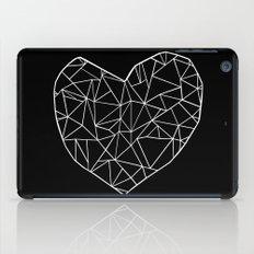 Abstract Heart iPad Case