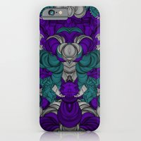 Chaotic Pattern iPhone 6 Slim Case