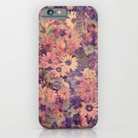 iPhone & iPod Case featuring Floral Flood by Klara Acel