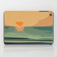Sun Up iPad Case