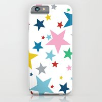 Stars Small iPhone 6 Slim Case