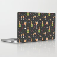 Champagne Party Laptop & iPad Skin