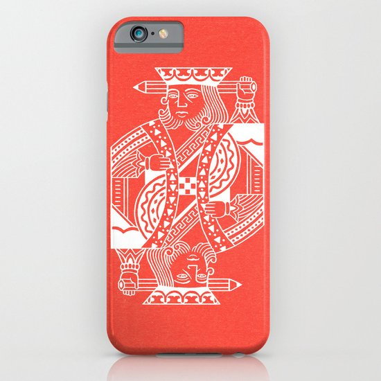 Creativity Is King iPhone & iPod Case
