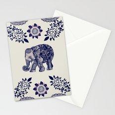 Elephant Pink Stationery Cards