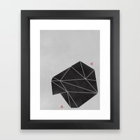 Seperation Framed Art Print