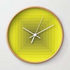 Colour Field v.4 Wall Clock
