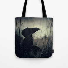 Thoughtful Plague Tote Bag