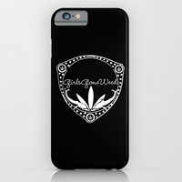 iPhone & iPod Case featuring GGDUB CREST  by GGDUB
