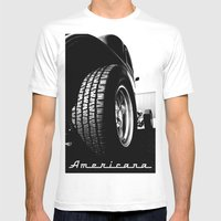 Ready To Roll Mens Fitted Tee White SMALL