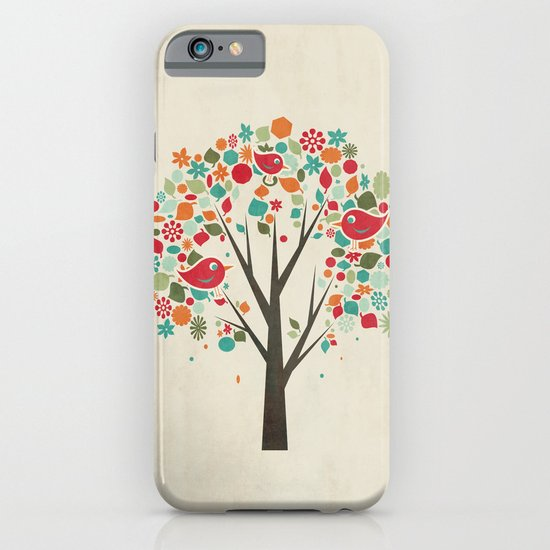Home Birds iPhone & iPod Case