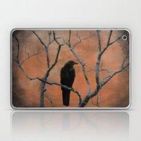 Nature Blackbird Laptop & iPad Skin