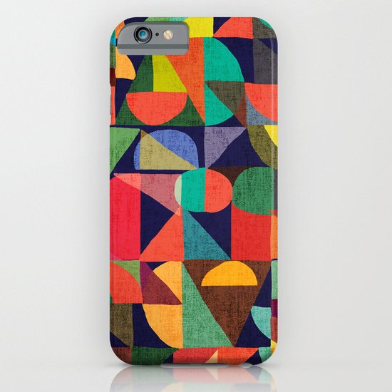 Color Blocks iPhone & iPod Case