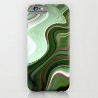 Green Dream iPhone 6 Slim Case