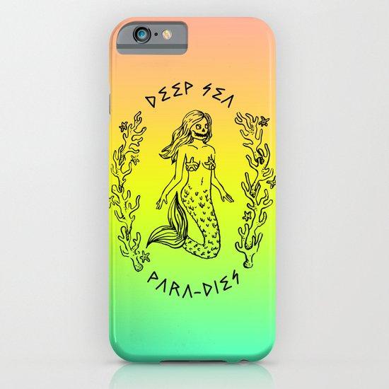 DEEP SEA PARA[DIES] iPhone & iPod Case