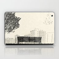Laptop & iPad Skin featuring (500) Days Of Summer by Martin Lucas