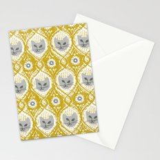 Grey Cat Stationery Cards