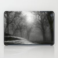 Black And White - From S… iPad Case