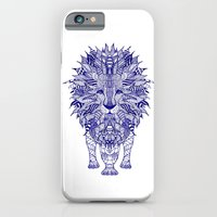 iPhone & iPod Case featuring LIon by Monika Strigel