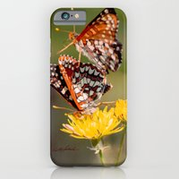 Butterfly Acrobats iPhone 6 Slim Case