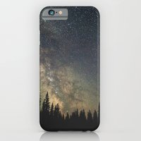 iPhone Cases featuring Milky Way by Luke Gram
